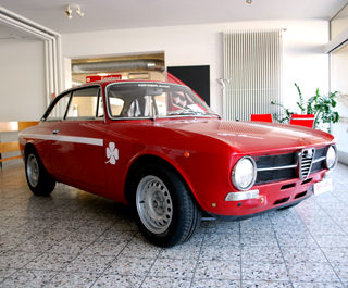 alfa romeo oldtimer und klassiker entdecken schloss garage. Black Bedroom Furniture Sets. Home Design Ideas