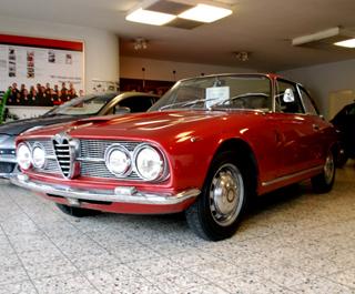 Alfa Romeo Oldtimer Sprint