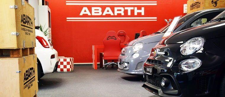 Schloss garage alfa romeo winterthur z rich schweiz for Garage abarth paris