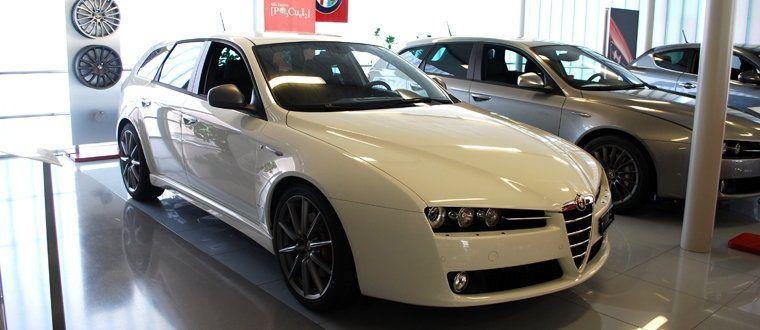 Alfa romeo 159 ti sportwagon kaufen