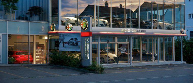 Alfa romeo fahrr der for Garage alfa romeo luxembourg