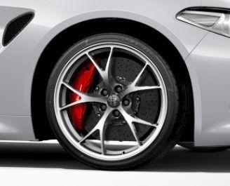 Alfa Romeo 4C >> Waehlen Sie die Lackierung Ihrer neuen Giulia von Alfa Romeo